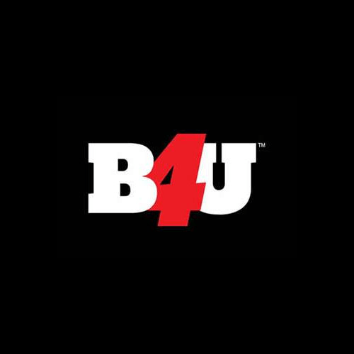 B4U TV Advert Logo