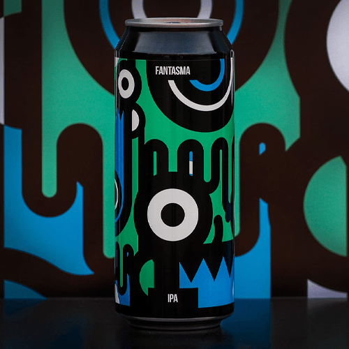 Fantasma Drinks Logo